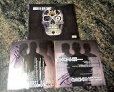 Autographed ATREYU In Our Wake  CD signed
