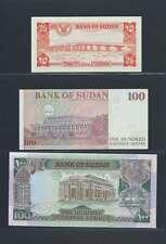 Afrique Ancien Mali Soudan  Lot de 3 billets différents  en état NEUF   Lot N° 4