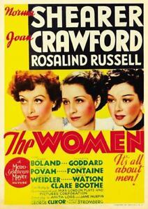 The Women - 1939 - Norma Shearer Joan Crawford Cukor Vintage Drama Film DVD