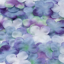 Fabric Flower Petals for Flower Girl Baskets, Tabletops, Wedding Decorations