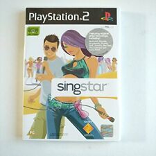 SINGSTAR, PlayStation2,PS2   Good, FREE & FAST Delivery