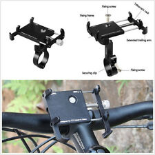 1x Durable&Safe High Quality Motorcycle ATVs Handlebar Bike Phone Holder Support