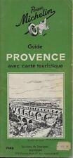 GUIDE VERT MICHELIN / FRANCE : PROVENCE -1948- TOURISME - VOYAGE - COLLECTION