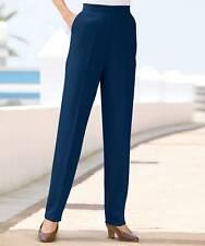 Damart Rib Trousers Size Uk 16 rrp £19 LS171 GG 02