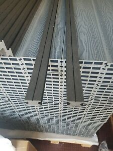 Joists Solid Composite WPC Batten for decking cladding 2.4m Free pp from 6 units