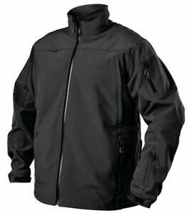 Blackhawk! Tac Life Softshell Jacket Size M -Black NWT ~FREE SHIPPING~