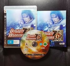 Dynasty Warriors 6 (Sony PlayStation 3, 2008) PS3 Game - FREE POST