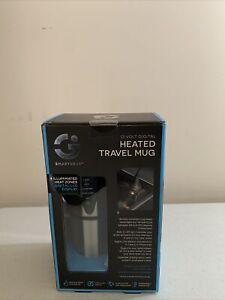 Smartgear 12 Volt Digital Heated Travel Mug Brand New Never Opened Box
