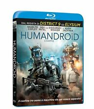 |143813| Humandroid - Chappie - Chappie [Blu-Ray] Édition Italienne