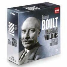Sir Adrian Boult - Sir Adrian Boult Vaughan Williams (NEW 13 x CD BOX SET)