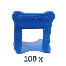 100 croisillon auto nivelant professionnel 1mm compatible Raimondi