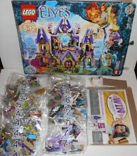Lego Elves Set 41078 Skyra's Mysterious Sky Castle 808 Pieces New In Box