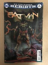 BATMAN #22 THE BUTTON 3D LENTICULAR COVER 1ST PRINT DC (2017) FLASH WATCHMEN