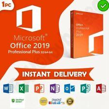 Office®Pro®Plus®2019 -  Geniune Activation Key 32/64 Bit FAST