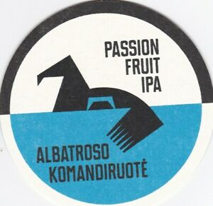 Beer mat / coaster RAUDONU PLYTU (Lithuania)