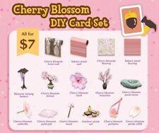 Cherry Blossom DIY Set