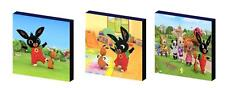 BING BUNNY CANVAS WALL ART PLAQUES/PICTURES