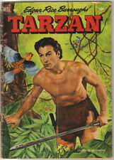 Tarzan Comic Book #30 Dell Comics 1952 GOOD+