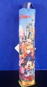 Disney Parks Mickey Mouse and Friends Disney World Umbrella Retired