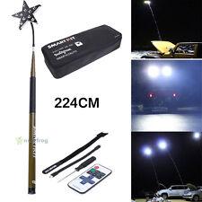 Fishing Lamp Car Rod Light RF Remote Controller Outdoor Lighting Camping Lantern
