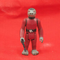 Vintage Star Wars Snaggletooth Action Figure w/ Weapon