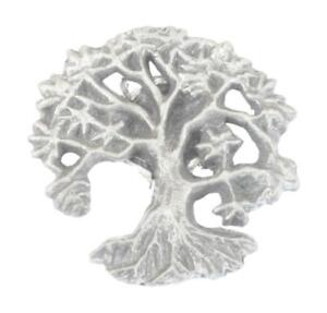 Tree of Life Pewter Tie, Hat or Lapel Pin Badge Brooch Gift Present515