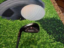 "LH Taylormade Burner 2.0 6 iron Fujikura R-Flex Graphite Shaft Golf Club 37.5"""