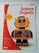 Discovery Workbook - Science Projects with Reward Stickers - Grade 2-3 by Bend