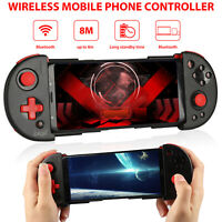 Bluetooth Wireless Mobile Phone Gamepad Game Controller for IOS Android Tablet
