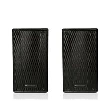 db Technologies B-Hype 10 Active 10-Inch DJ Disco Live Stage PA Speaker (Pair)