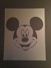 Mickey Mouse #1 Stencil 10mil Disney Free Shipping, Painting, Airbrushing!