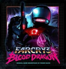 Far Cry 3: Blood Dragon [Original Soundtrack] by Powerglove (Vinyl, Aug-2014, Invada)