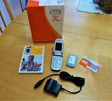 Samsung Sgh X497 - Silver Cingular (At&T) Gsm Cellular Phone Refurbished