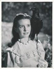 MARGARET O'BRIEN Child Star Original Vintage SECRET GARDEN MGM DW Portrait Photo