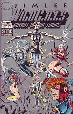 WildC.a.t.s N°1 - Semic-Image Comics Juin 1995 - BE