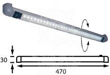 Batsystem Turnstripe Rotating 30 High-Intensity LED Track Light 0.6W 12V 470 mm