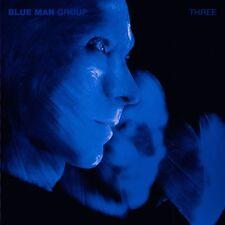 Blue Man Group - Three - 2 splatter blue vinyl black friday 2016 rare