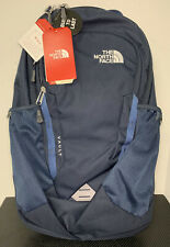 """THE NORTH FACE Vault 15"""" Laptop 26.5L Backpack Shady Blue/Urban Navy *NWT! FAST!"""