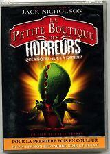 DVD - LA PETITE BOUTIQUE DES HORREURS -  Jack Nicholson