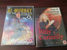 Comedy DVDs - Comedy  Al Murray / Billy Connolly