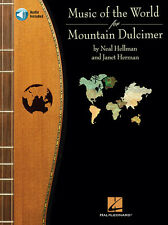 Music Of The World For Mountain Dulcimer Neal Hellman Tab Book NEW!