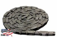 #C2080 Conveyor Roller Chain 10 Feet with 1 Connecting Link