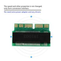 Adapter Card to M.2 NGFF X4 for 2013 2014 2015  MacBook Air A1465 A1466 SSD