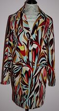 NWOT Womens Missoni For Target Trench Coat Size Medium