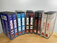 5 Now That's What I Call Music Cassettes Bundle 11 12 13 14 15 Tapes