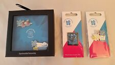 Olympic Pins - London Olympics 2012 - Synchronised Swimming - £5.00