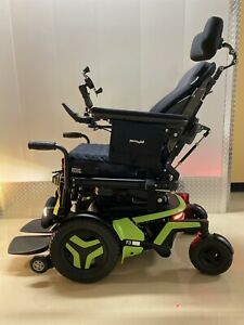 Permobil F3 Corpus 2019 Power Wheelchair w/Lights