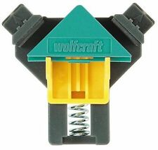 wolfcraft 2 Corner Right Angle Clamps Woodwork Picture Holder ES 22 3051000