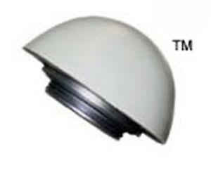 AP217 G5 Professional Massage Half Ball Firm Rubber Applicator - AP217