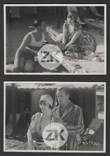 MARIA JACOBINI Il carnevale di Venezia MALCOM TOD Art Deco Mode 2 Photos 1928
